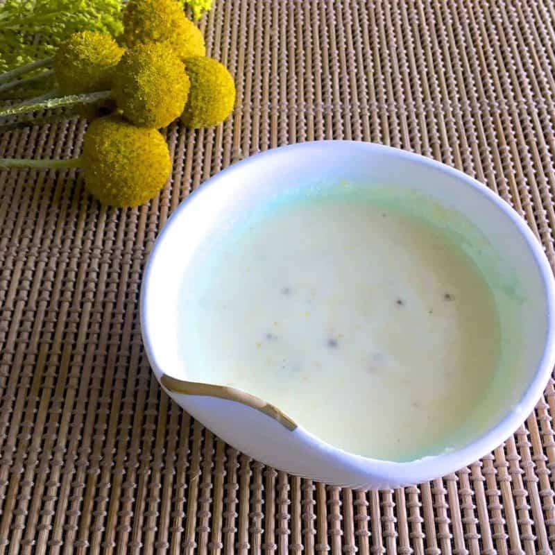 自製無糖Ranch沙拉醬 – 生酮沙拉醬只要5分鐘就完成!