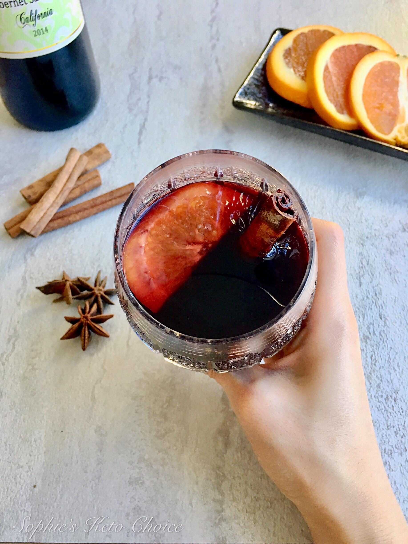 水果熱紅酒