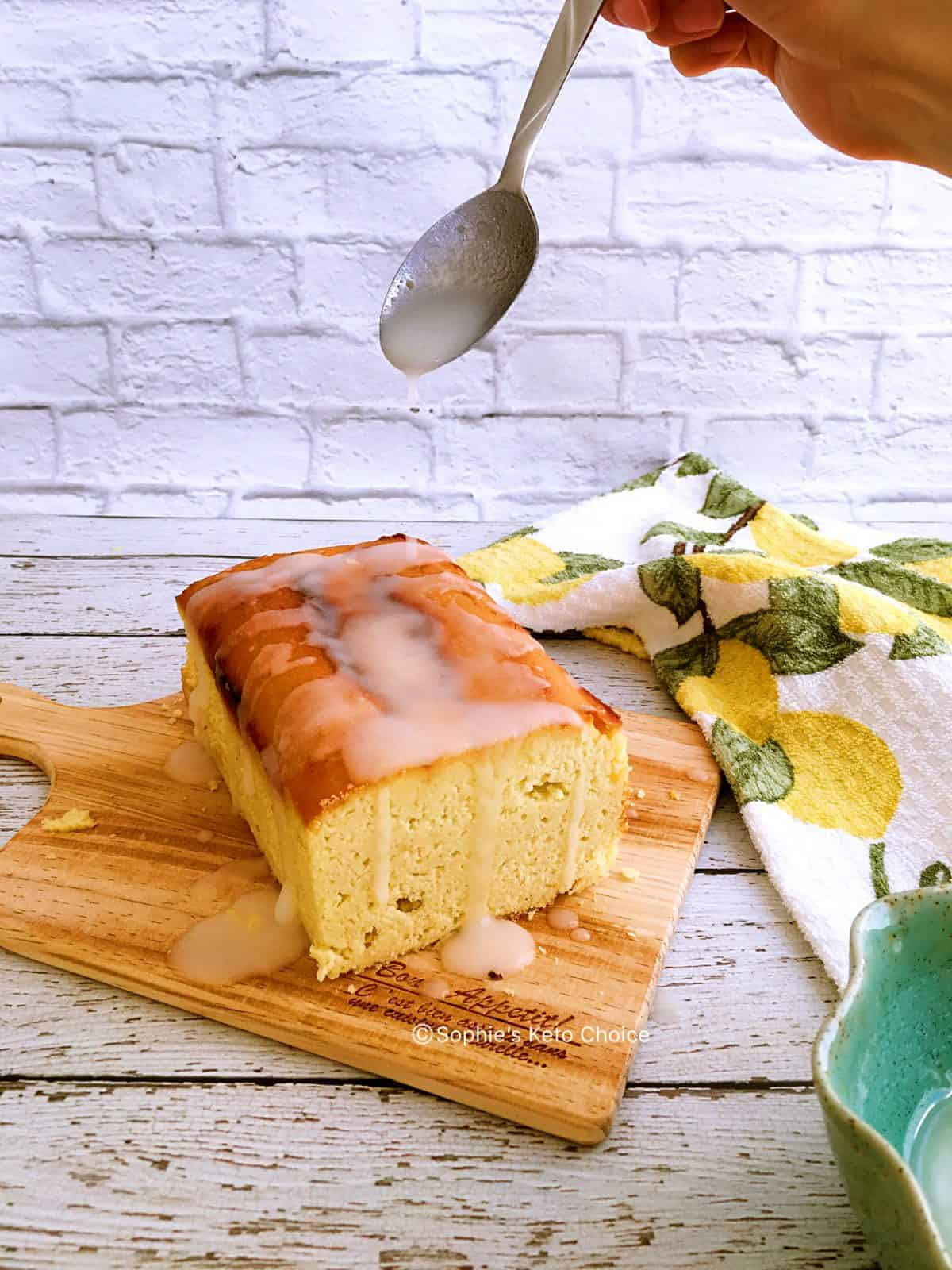 老奶奶檸檬蛋糕