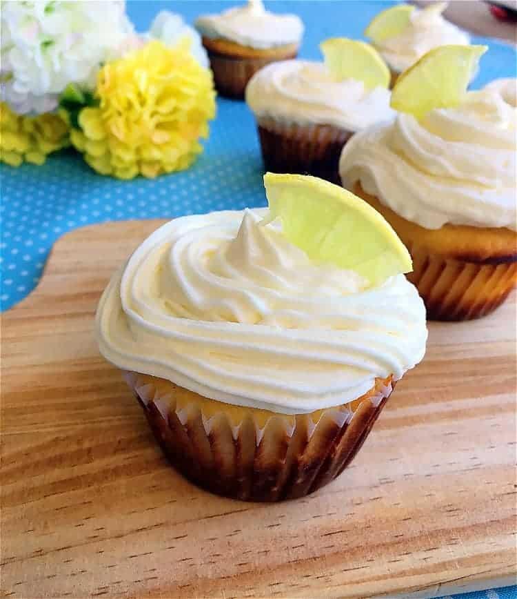 生酮檸檬杯子蛋糕