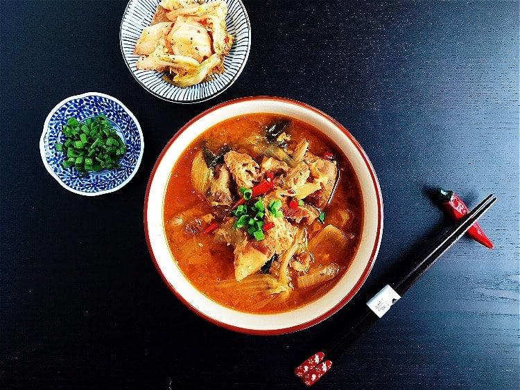 韓式大骨湯