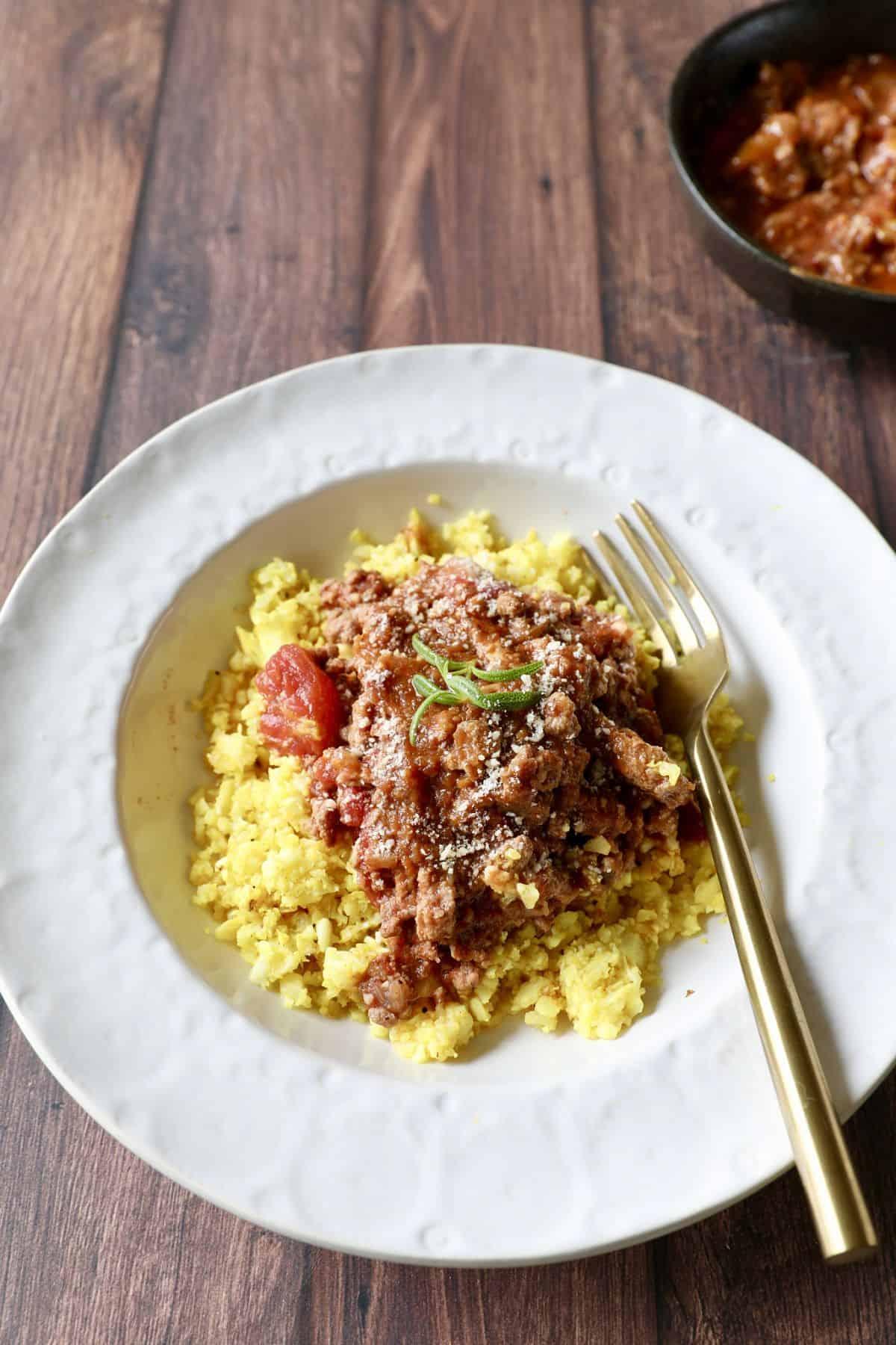 義大利番茄肉醬 instant pot 壓力鍋