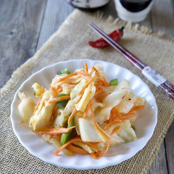 自製無糖台式泡菜 -快速脫水法,省時秘技㊙️-減醣低醣食譜