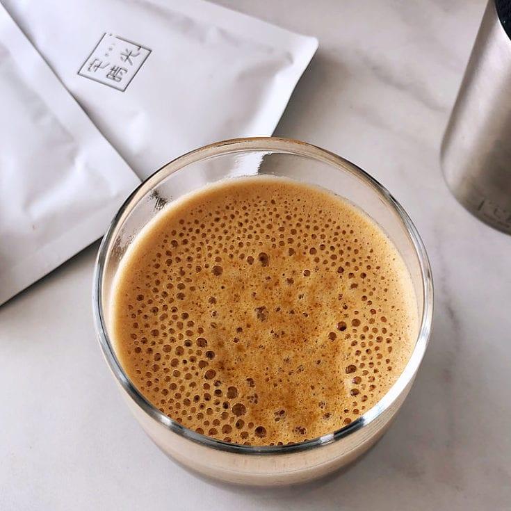 宅時光防彈咖啡 60秒打出綿密奶泡 & 喝防彈咖啡你要知道的事