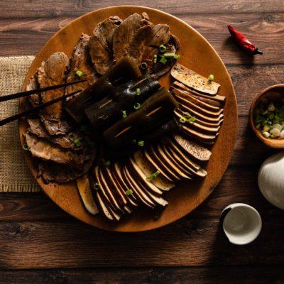 壓力鍋做滷味 滷牛腱 滷豆乾 魯海帶 豆干