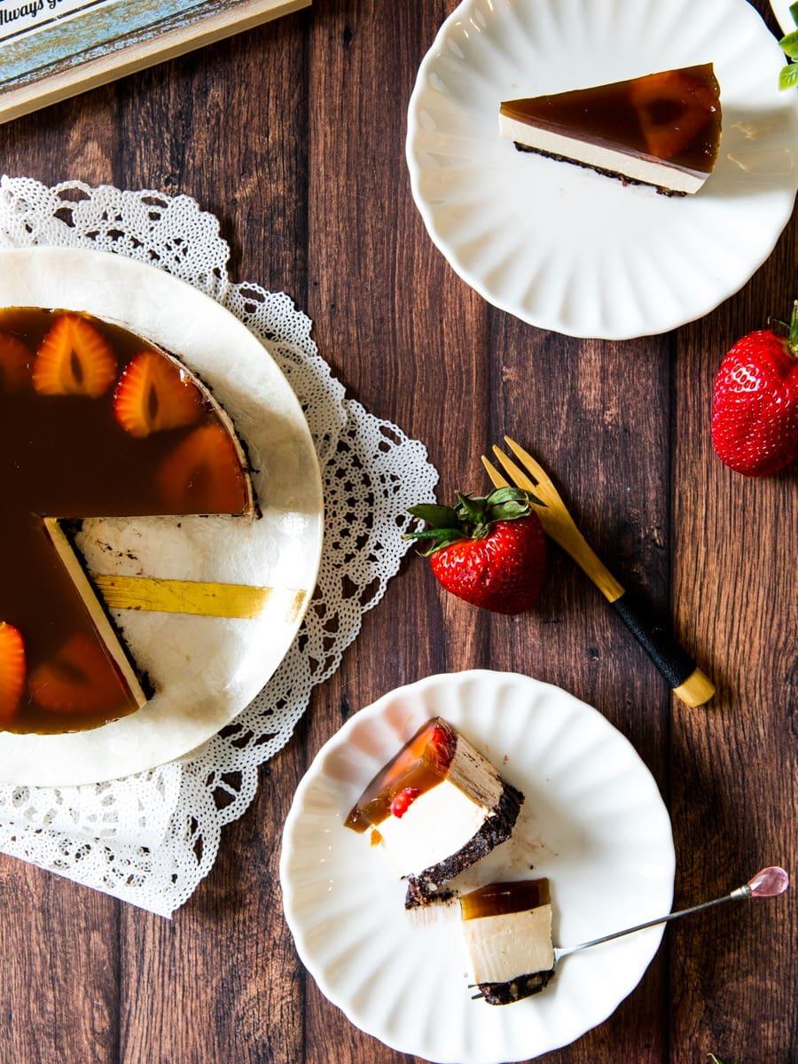 伯爵茶生乳酪蛋糕