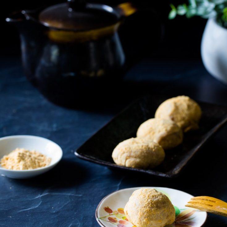 生酮麻糬 -4樣材料,2分鐘!真的有糯米的軟糯口感!低醣低卡