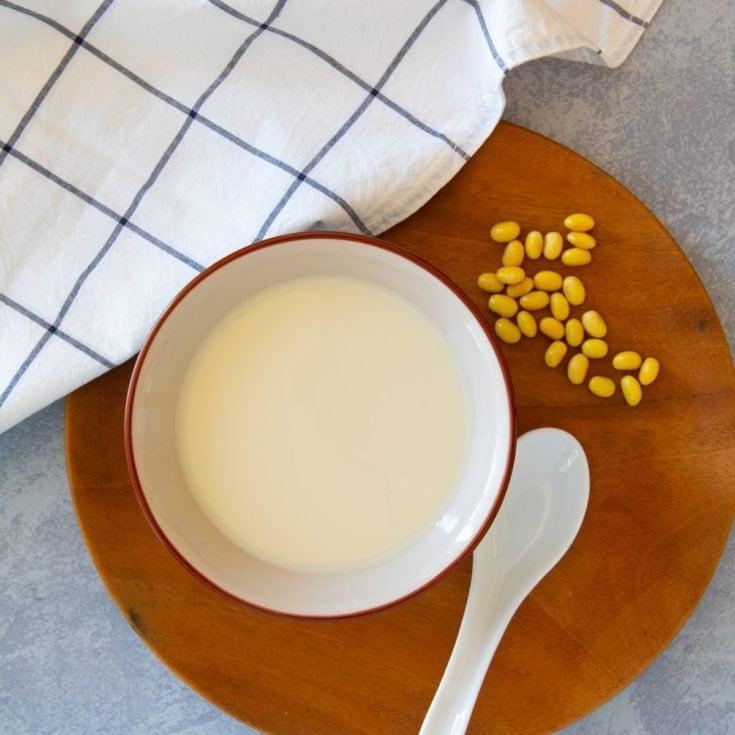 自製豆漿 -免顧爐不噗鍋-怎麼煮才豆香十足?Instant Pot壓力鍋食譜