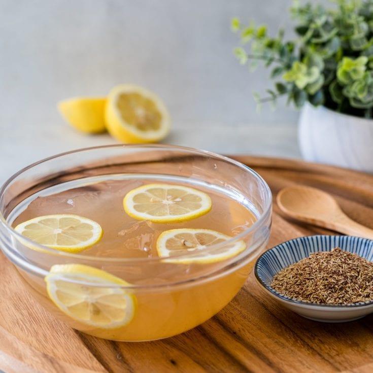 自製愛玉 -愛玉子怎麼洗?手洗5分鐘!Vitamix果汁機3分鐘保證愛玉凝固