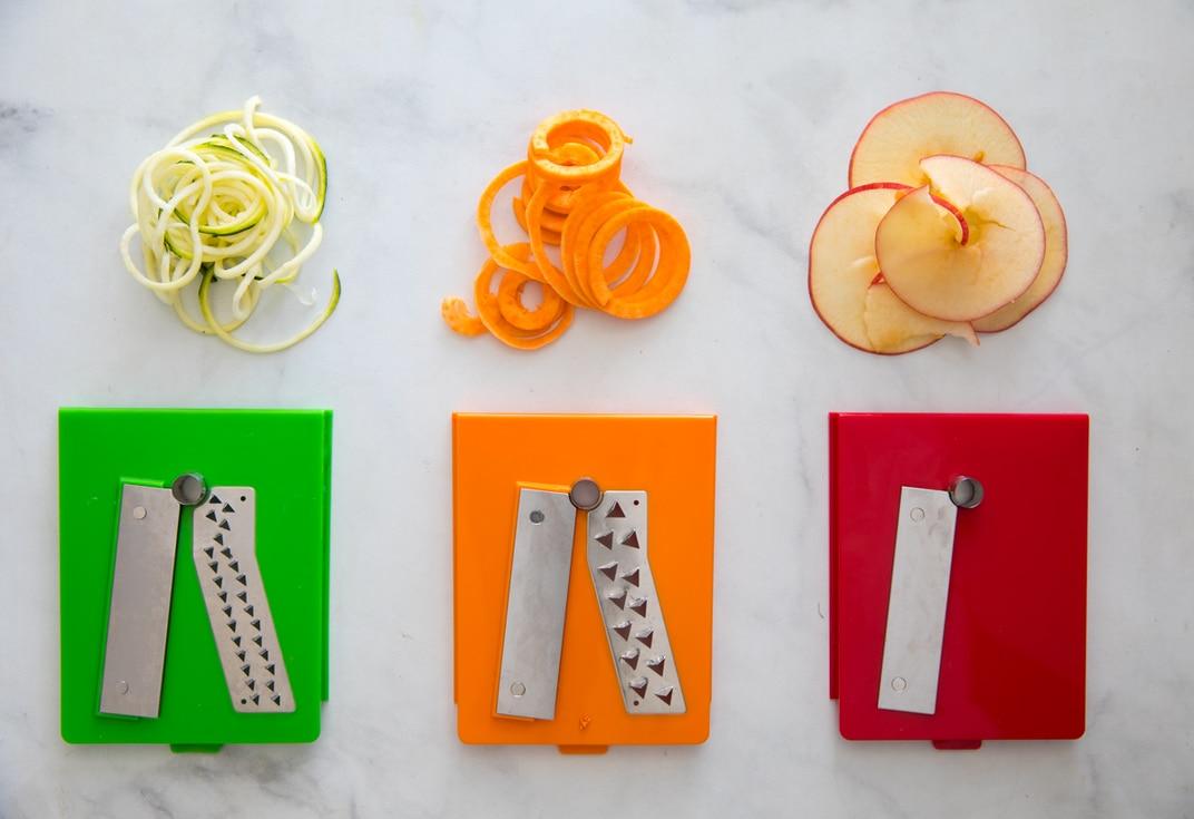 OXO 蔬菜削鉛筆機 刀片展示