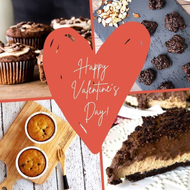 生酮巧克力甜點大集合 -用手作的心意感動親愛的他吧!情人節不怕破酮!
